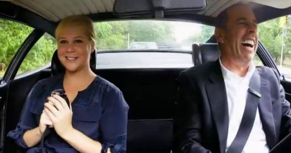 Amy Schumer Comedians In Cars Getting Coffee