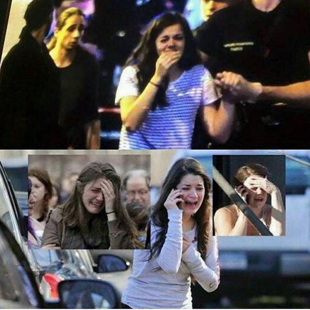 Damn, One Unlucky Girl.. She Was In Paris.... Sandy Hook