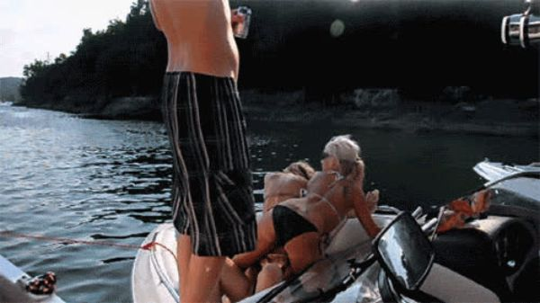 Animated gifs boat sex #11
