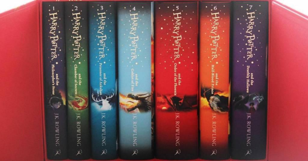 Harry Potter Book Rankings : All harry potter books ranked best to worst