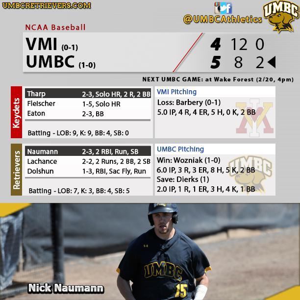 UMBC Athletics on Twitter