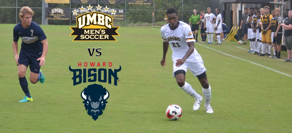 UMBC Men's Soccer Hosts Howard on Tuesday Night at RSP