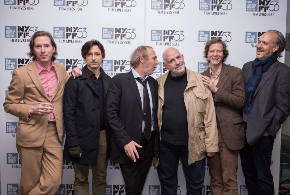 Exclusive: Wes Anderson, Noah Baumbach, Brian De Palma ...  Exclusive: Wes ...