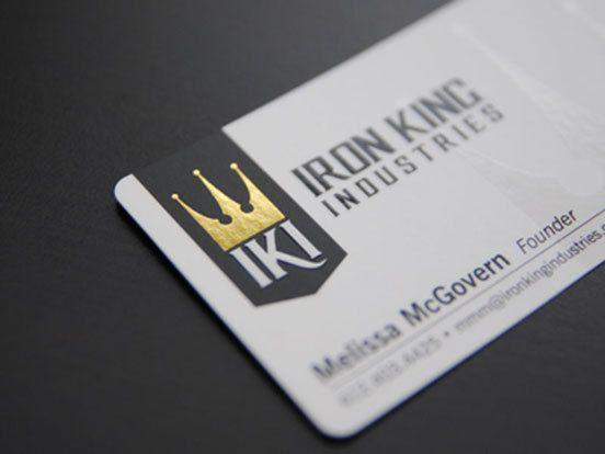 Iron king industries business card colourmoves