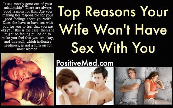 Wife Not Interested in Sex? Heres 5 Reasons With The
