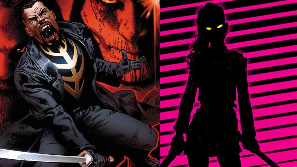 rumor new blade movie to feature the vampire hunters