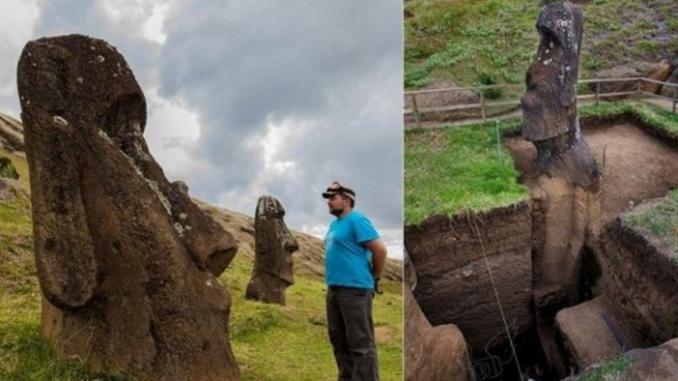 Scoperto il significato delle statue dell 39 isola di pasqua inquietanti i risvolti sulle - Significato delle tavole di rorschach ...