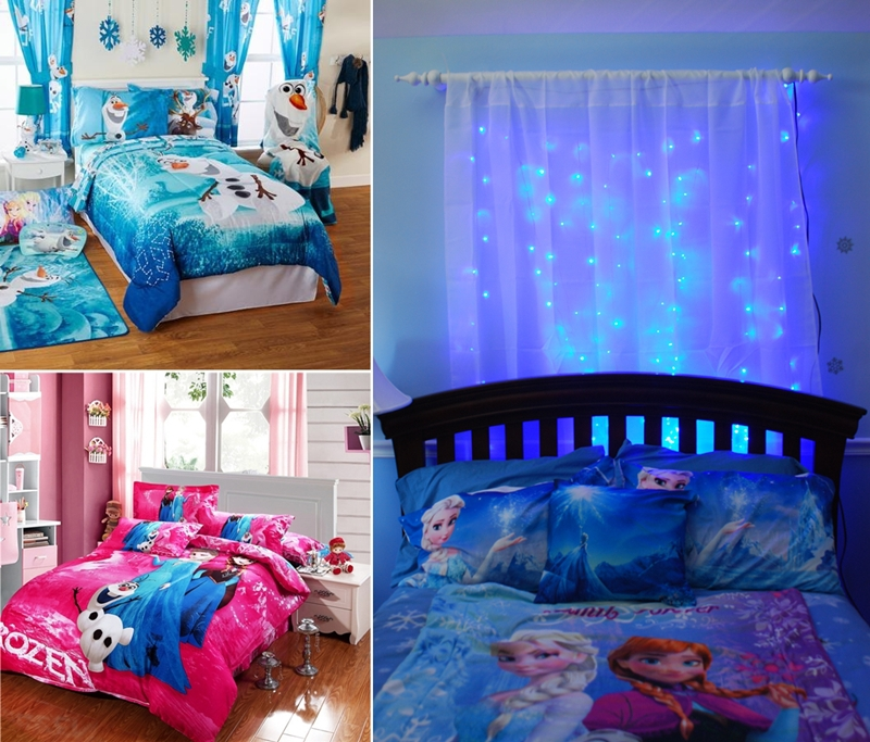 10 frozen movie inspired kids 39 room decor ideas for 007 room decor