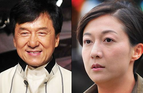 Jackie Chan Refuses to Add Illegitimate Daughter to His Will