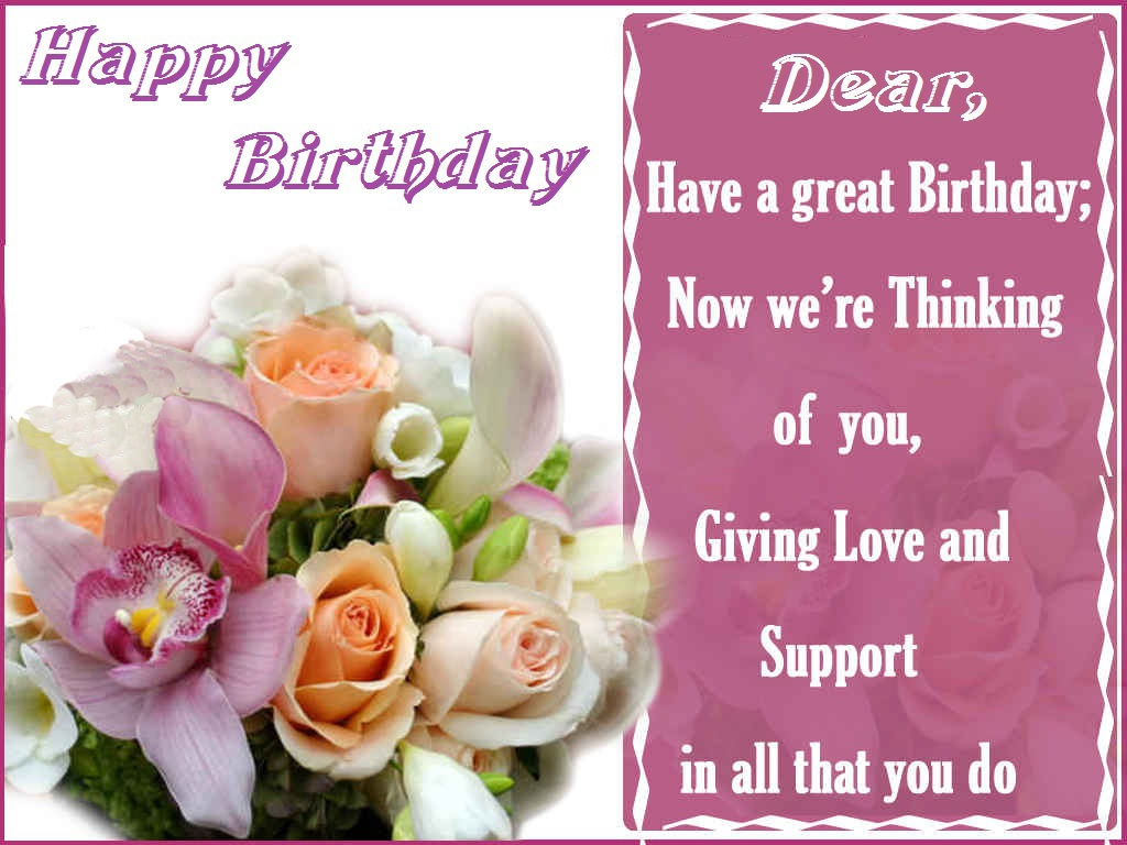 Happy Birthday Greetings To A Friend: Cards For Facebook