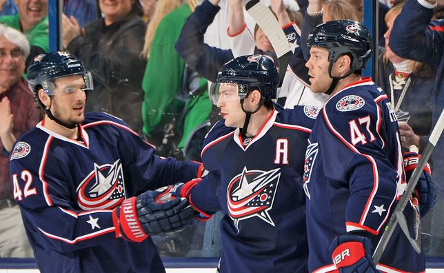 Blue Jackets Injury Report - JacketIn