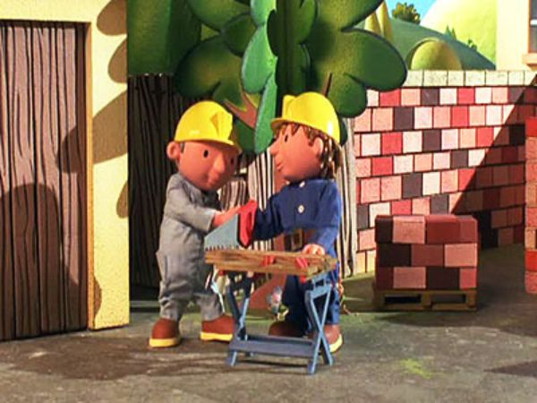Which Episode From Specials Of Bob The Builder Project