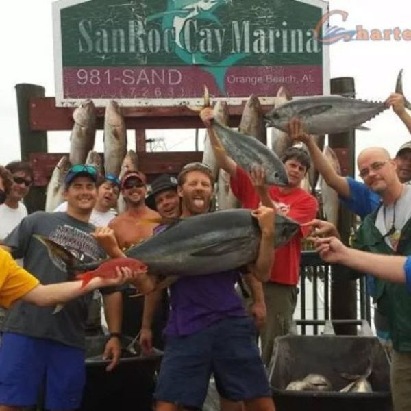 New orleans charter fishing by fishing in gulf shores for Charter fishing gulf shores