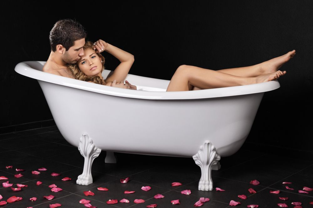 Bathtub Sex 50