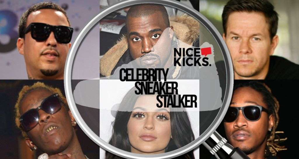 celebrities   Sneakers And Shoes