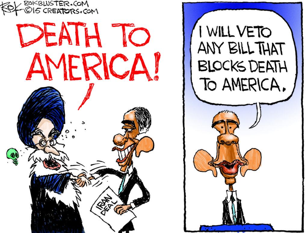 Image result for obama iran cartoon