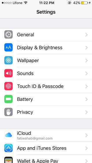 how to change alarm sound on iphone ios 9