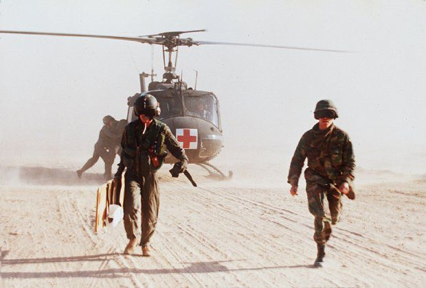 interview with a veteran of desert storm Here is a timeline for events that occurred during operation desert storm in 1990 and desert shield, which followed in 1991.