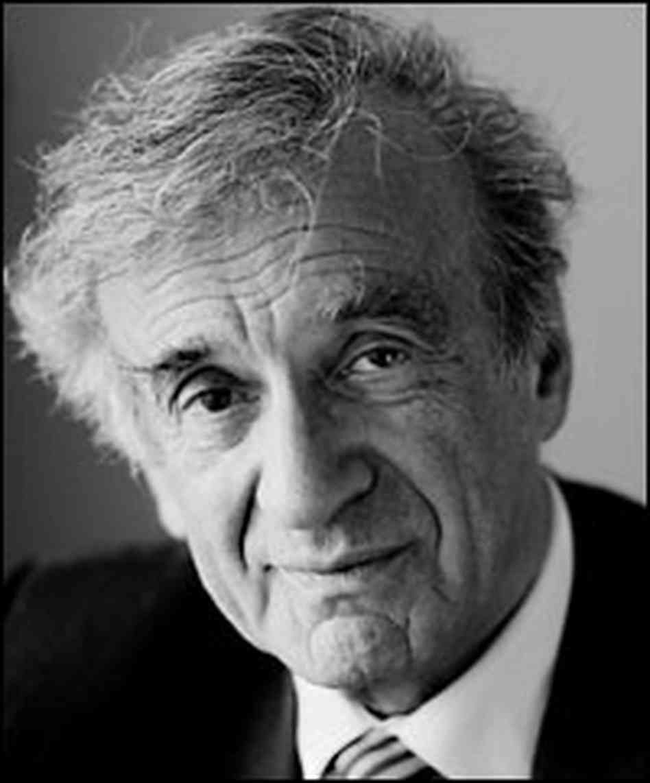 Wiesel on Iran: 'When Evil Begins Its Work Don't Give It Another Chance'