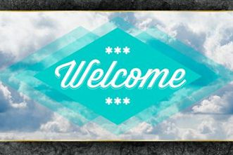 free graphics package welcome slides