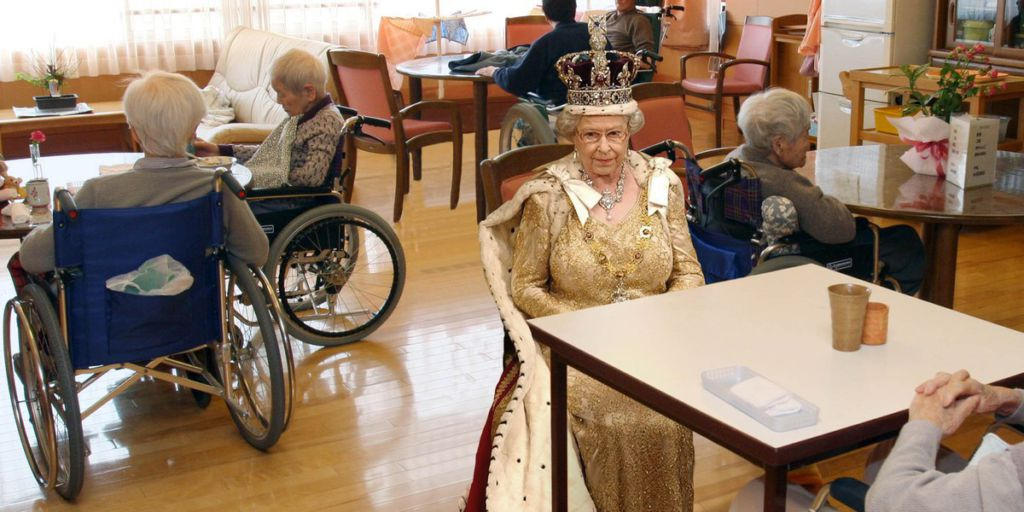 British Royal Family Places Queen Elizabeth In Nursing Home