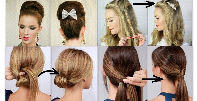 creative styles hair salon 17 fast and creative diy hairstyle ideas for more 5635