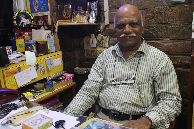 D Exhibition In Borivali : Iamin impact borivali man who offers free tiffin service