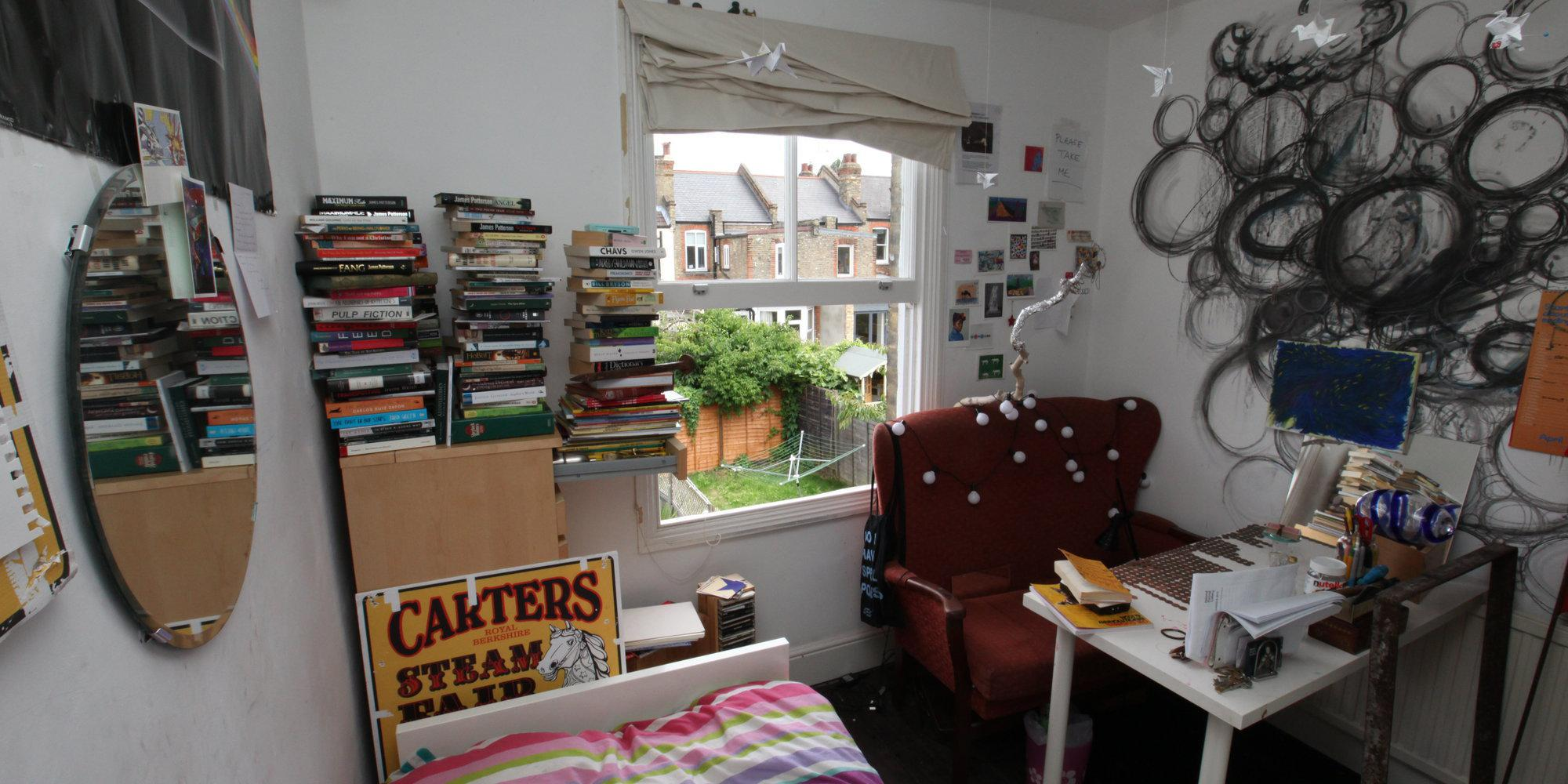 Teenage Bedrooms Remind Us Of The Life-Changing Magic Of