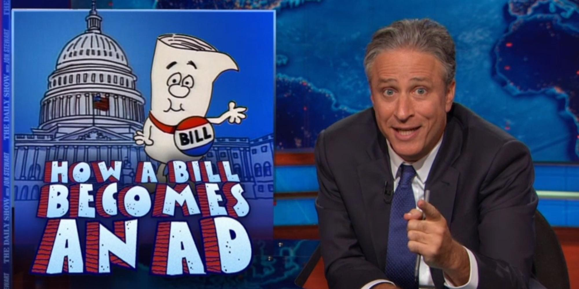 Jon Stewart's 'Schoolhouse Rock' Update Is Absolutely Perfect Dome Of The Rock