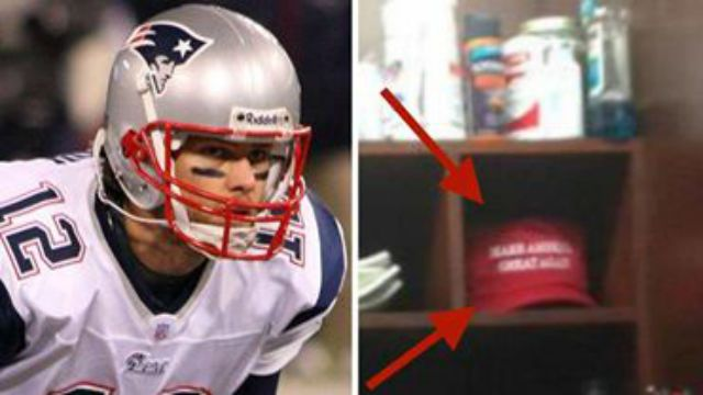 Endorsed?! Tom Brady Responds to Whether He Had a Donald