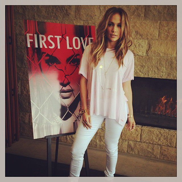 The one and only @JLo #JLoFirstLove Jennifer Lopez Instagram