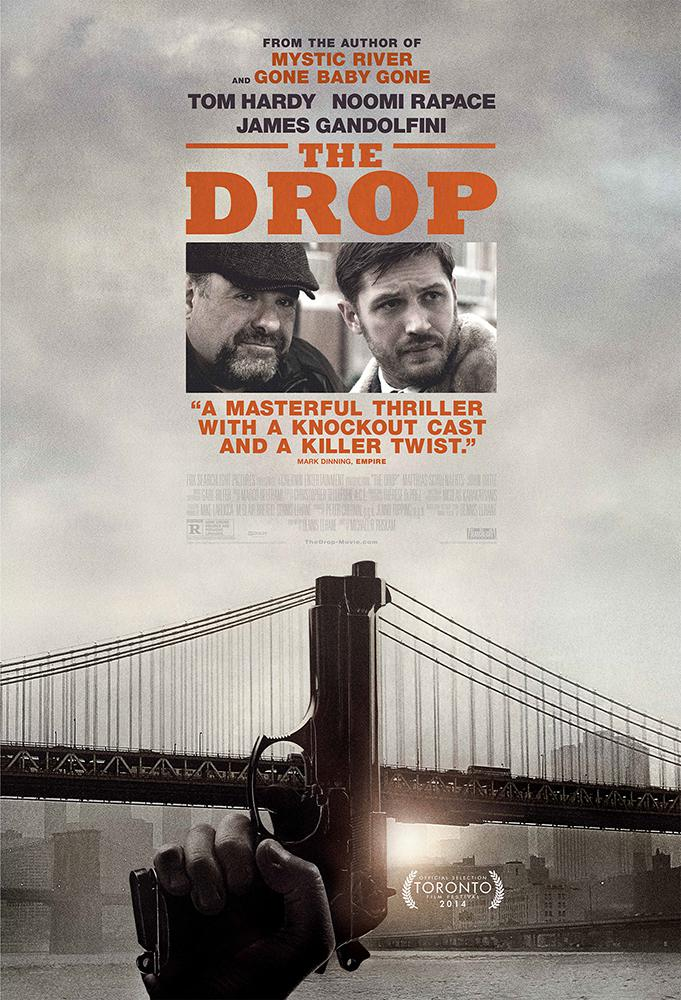 All Movie Posters and Prints for The Drop   JoBlo Posters