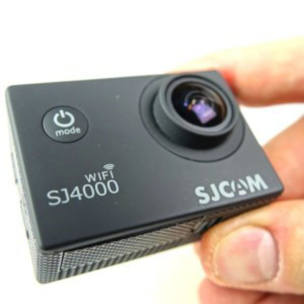 REVIEW: The Big SJ4000 WiFi Action Cam