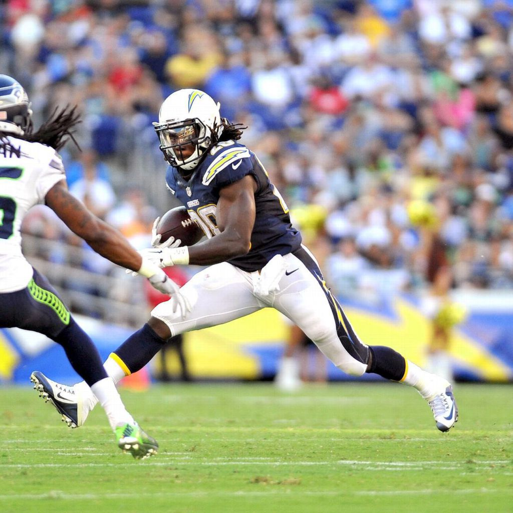 San Diego Chargers Espn: Vikings RB Adrian Peterson Sees Himself In Chargers RB