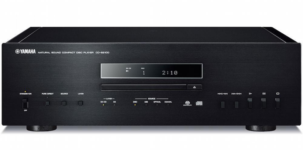yamaha cd s2100 cd sacd player review. Black Bedroom Furniture Sets. Home Design Ideas