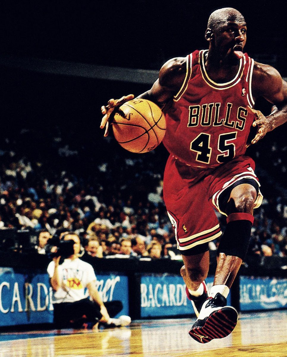 jqehvt & Ness Is Releasing Michael Jordan\'s #45 Bulls Jersey Tomorrow