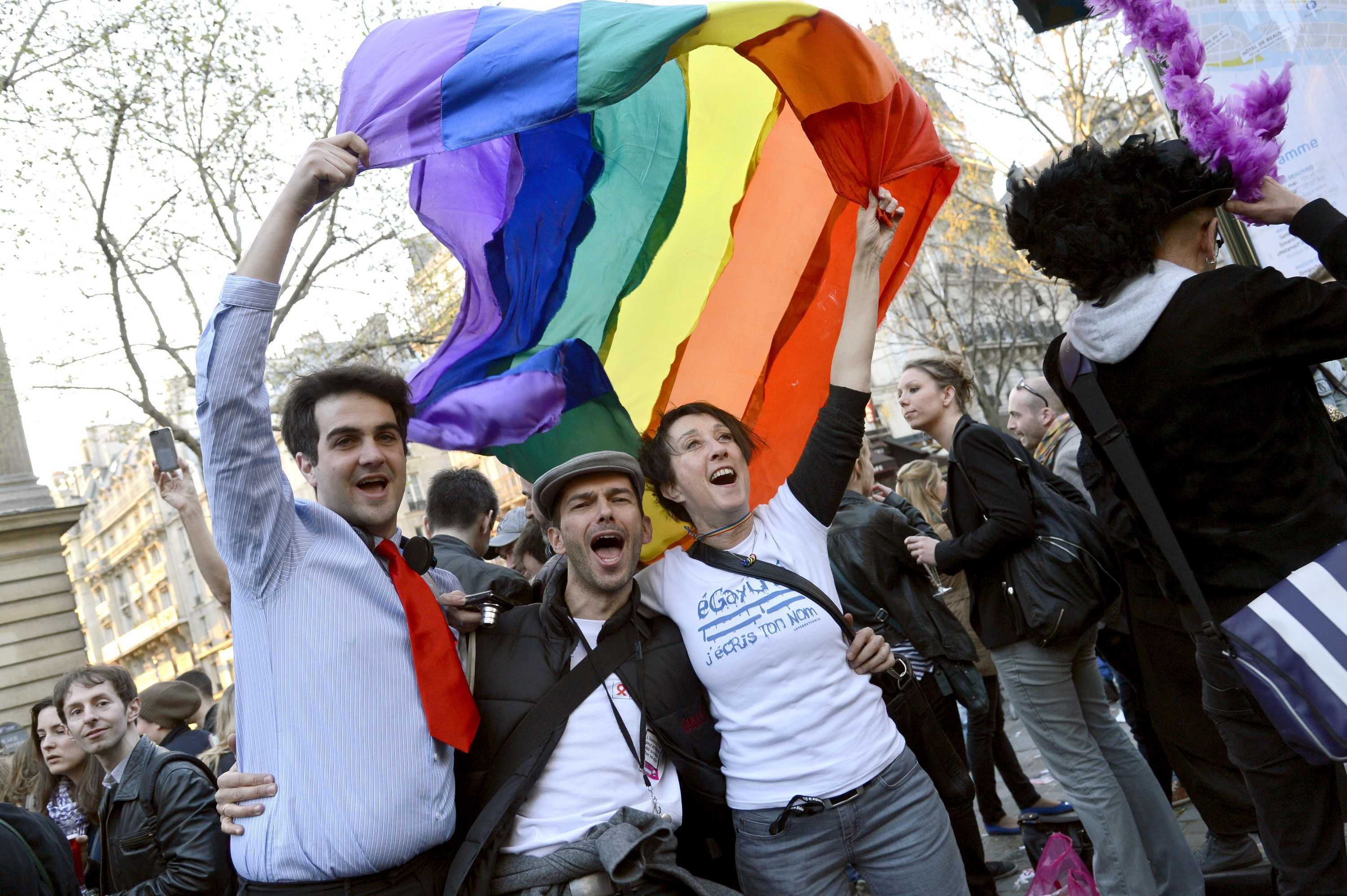 legalization of gays Questions about the legal treatment of gays and lesbians soon reached the courts, where they could be discussed in the formal discourse of the law for supporters of same-sex marriage,.