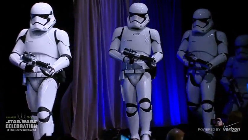 New Star Wars: The Force Awakens characters revealed