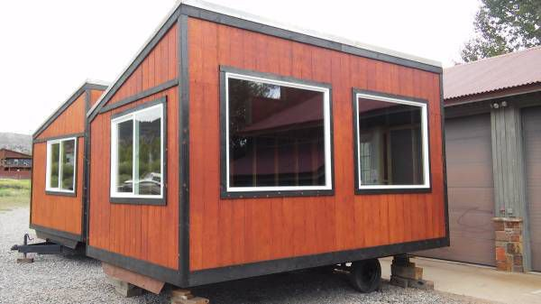 Two 15K Tiny House Shells for Sale in Colorado