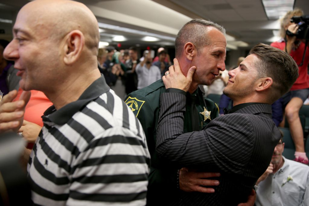 from Enzo gay marriage in florida