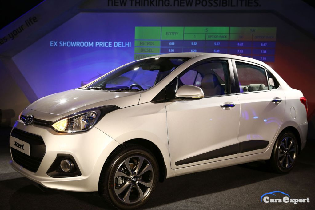 Hyundai Xcent Review Diesel Petrol Variants With Interiors