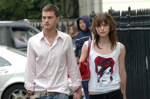 ... That Jamie Dornan And Keira Knightley Were The Perfect '00s Couple