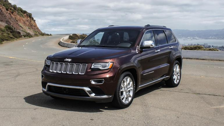 2014 jeep grand cherokee ecodiesel review cnet. Black Bedroom Furniture Sets. Home Design Ideas