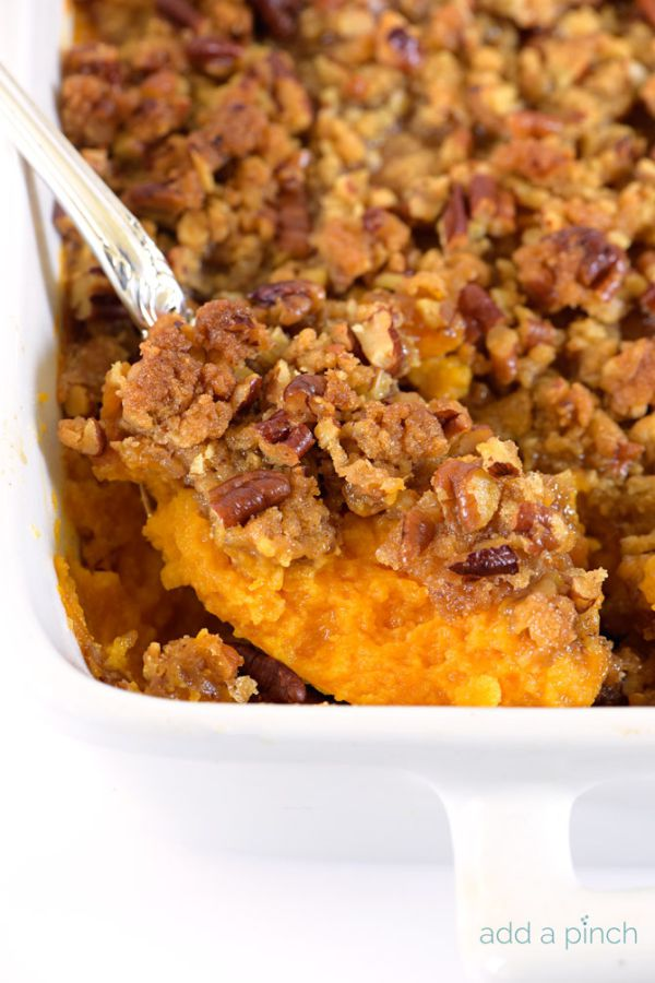 sweet potato casserole sweet potato casserole is a southern classic ...