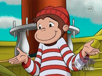 Watch Curious George Sinks The Pirates Ep 33 Curious