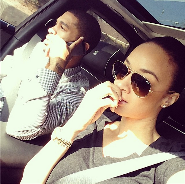 Draya Michele Son Father Delete Your Ins...