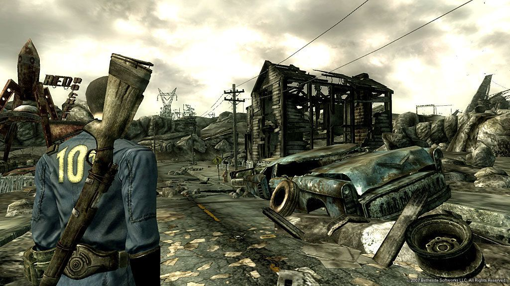 xbox one version of fallout 4 to include fallout 3. Black Bedroom Furniture Sets. Home Design Ideas