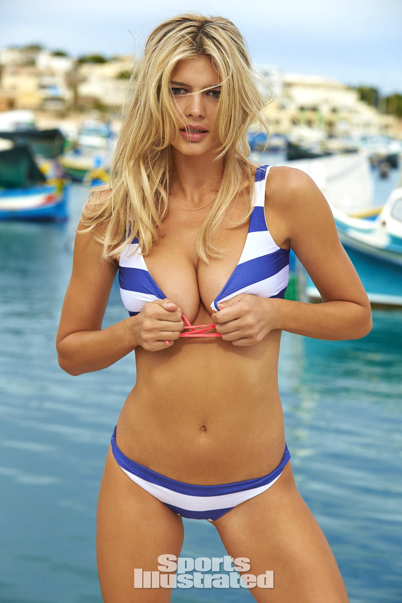 Kelly Rohrbach's Best Moments: SI Swimsuit 2015 & 2016