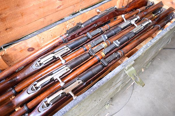 Mosin Nagant Rifles For Sale + Ammo at Classic Firearms