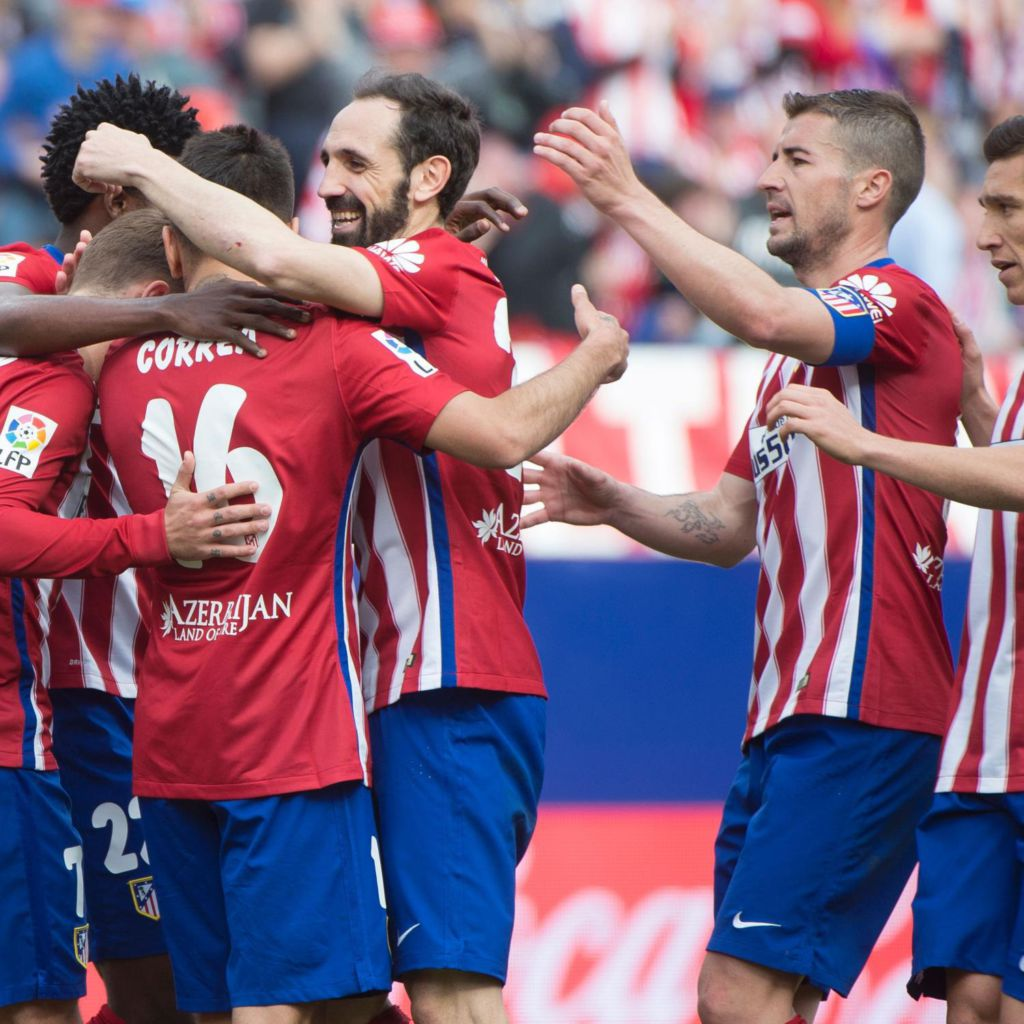 La liga results 2016 week 31 final scores latest table and odds after saturday - La liga latest results and table ...
